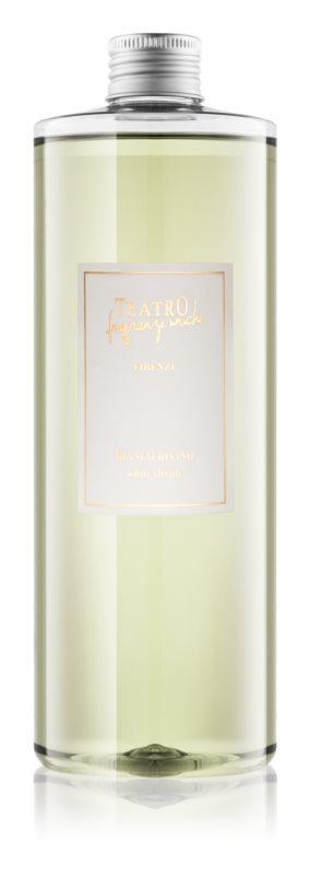Teatro Fragranze Bianco Divino recharge pour diffuseur d'huiles essentielles 500 ml