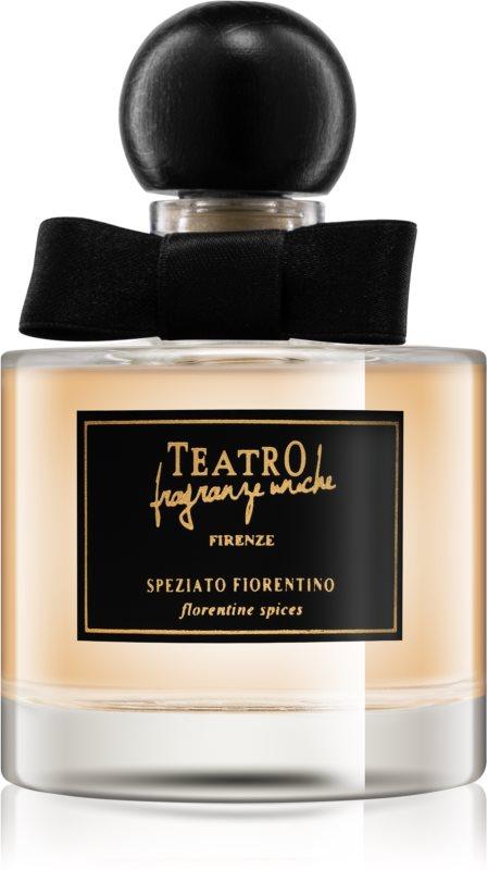 Teatro Fragranze Speziato Fiorentino Aroma Diffuser With Filling 200 ml  I.