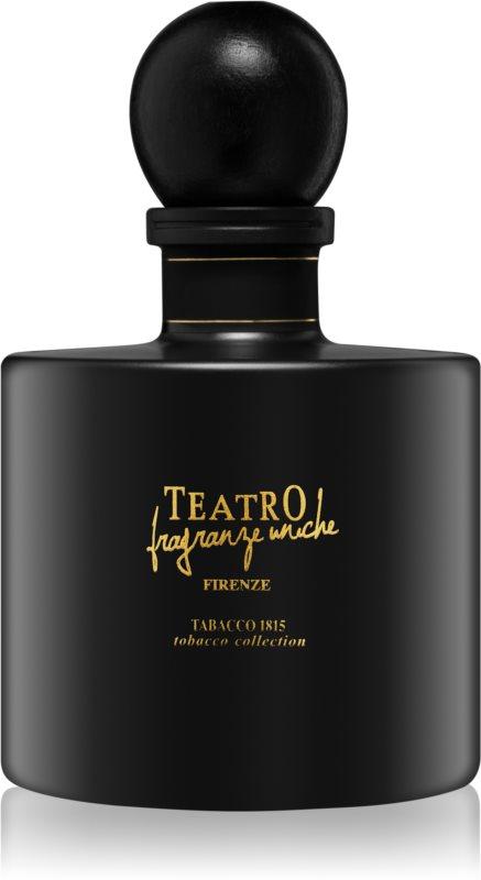 Teatro Fragranze Tabacco 1815 Aroma Diffuser mit Nachfüllung 200 ml  I.