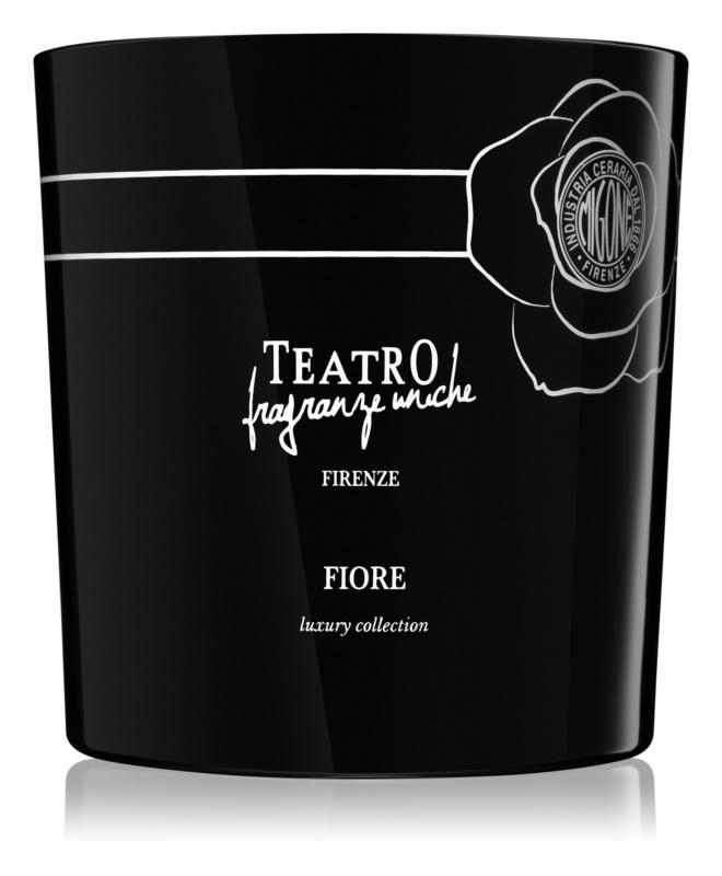 Teatro Fragranze Fiore Scented Candle 240 g