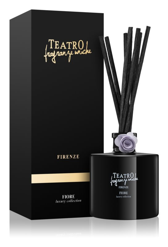 Teatro Fragranze Fiore Aroma Diffuser With Filling 100 ml