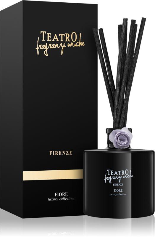 Teatro Fragranze Fiore diffuseur d'huiles essentielles avec recharge 100 ml