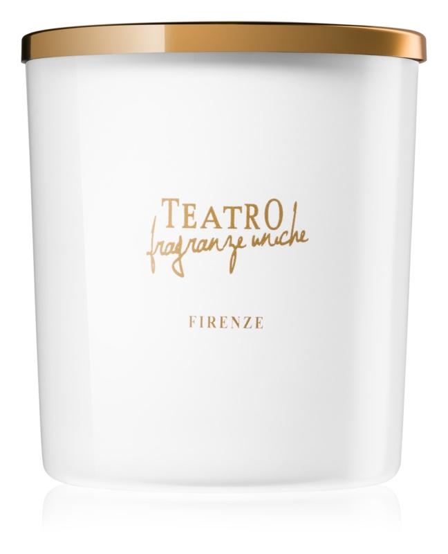 Teatro Fragranze Bianco Divino vonná svíčka 180 g