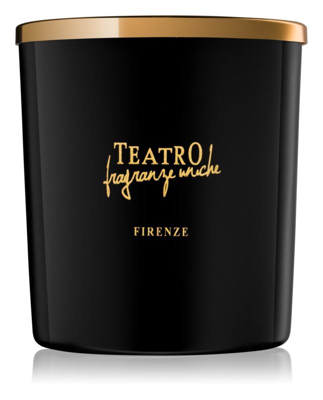 Teatro Fragranze Nero Divino lumânare parfumată  180 g