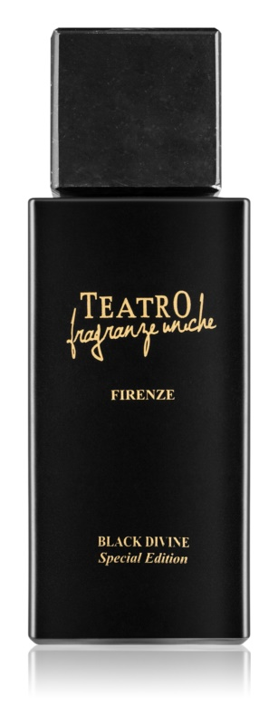 Teatro Fragranze Black Divine eau de parfum mixte 100 ml