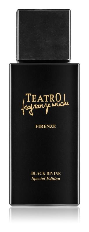 Teatro Fragranze Black Divine parfémovaná voda unisex 100 ml