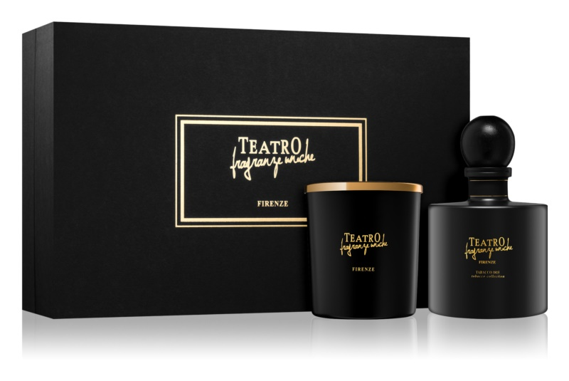 Teatro Fragranze Tabacco 1815 coffret cadeau I.