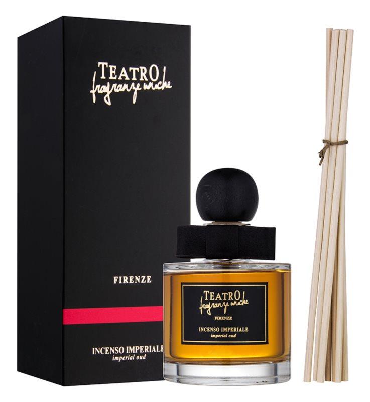Teatro Fragranze Incenso Imperiale diffusore di aromi con ricarica 100 ml