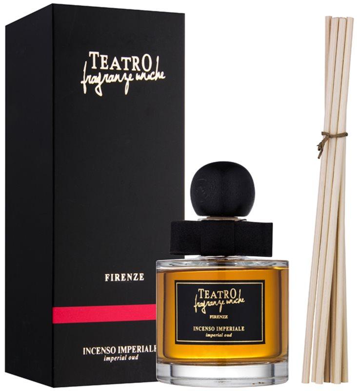 Teatro Fragranze Incenso Imperiale Difusor de aromas con esencia 100 ml