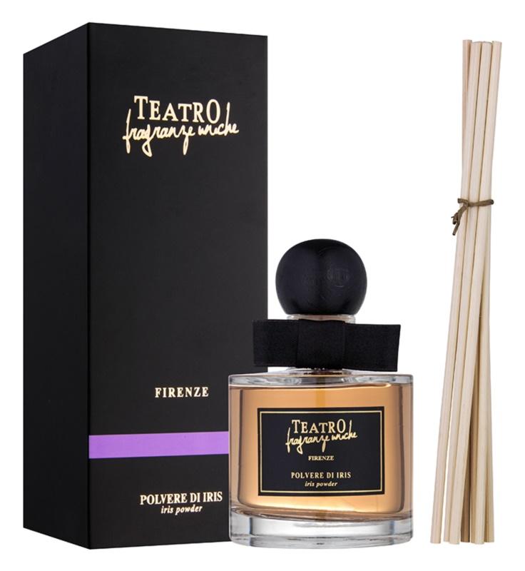 Teatro Fragranze Polvere di Iris aroma difusor com recarga 100 ml