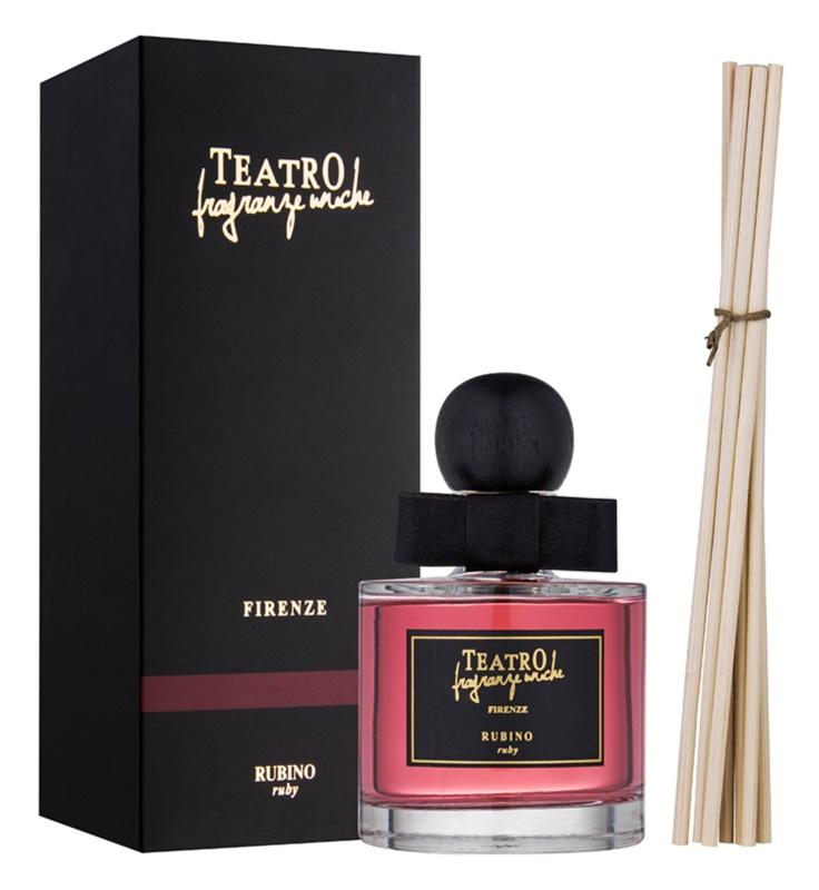 Teatro Fragranze Rubino aroma diffúzor töltelékkel 100 ml