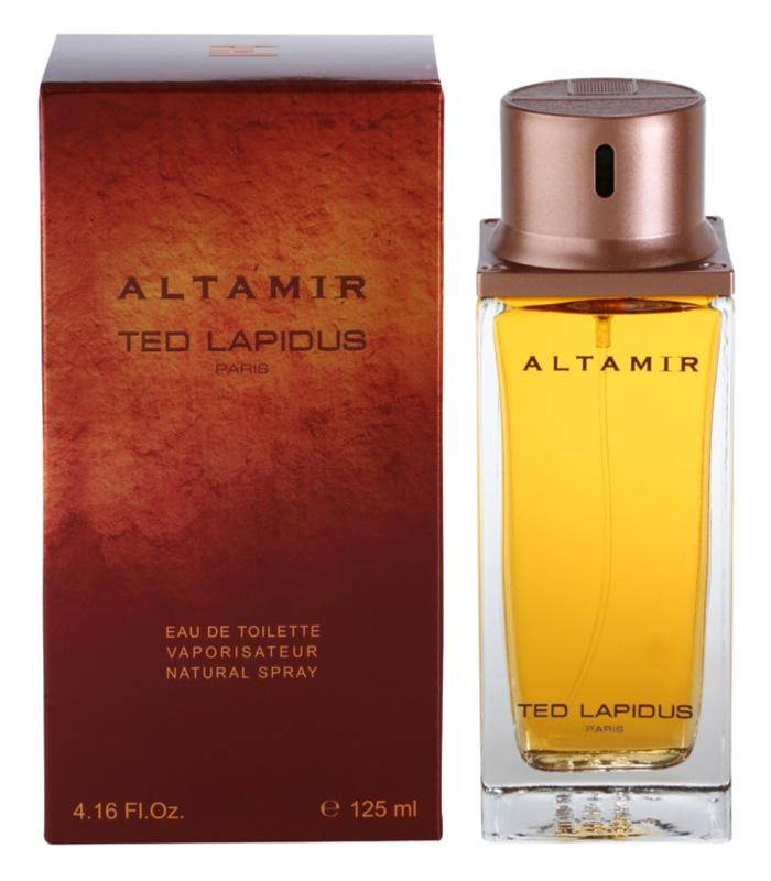 Ted Lapidus Altamir Eau de Toilette for Men 125 ml