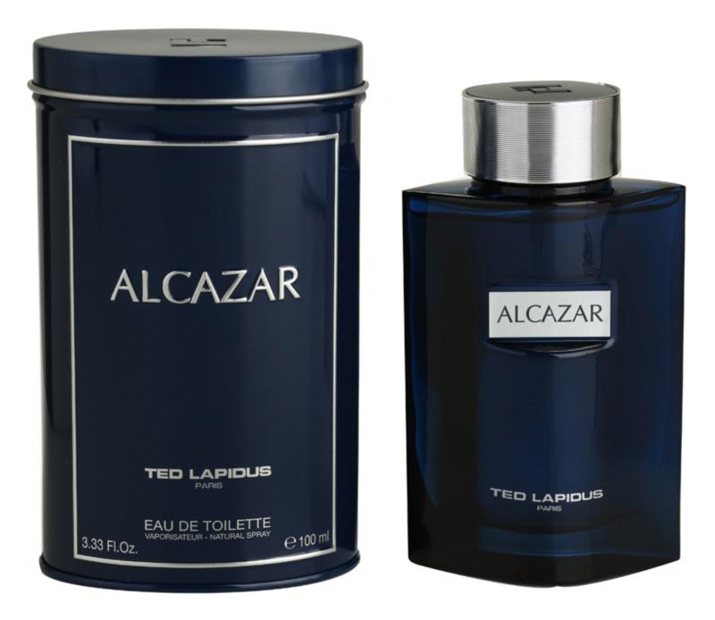 Ted Lapidus Alcazar toaletná voda pre mužov 100 ml