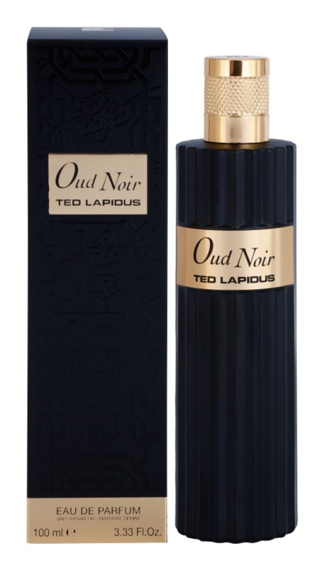 Ted Lapidus Oud Noir eau de parfum unisex 100 ml