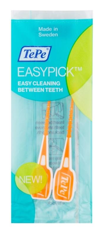 TePe Easy Pick medzizubné špáratka 2 ks