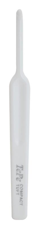 TePe Compact Tuft Ein-Strang Zahnbürste