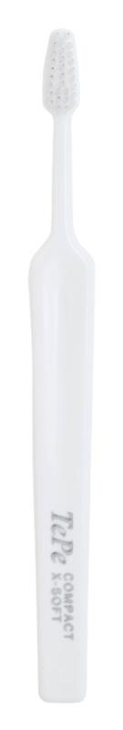 TePe Select Compact cepillo de dientes x-suave