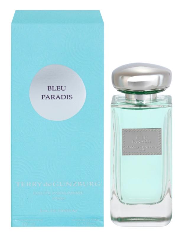Terry de Gunzburg Bleu Paradis parfémovaná voda pro ženy 100 ml
