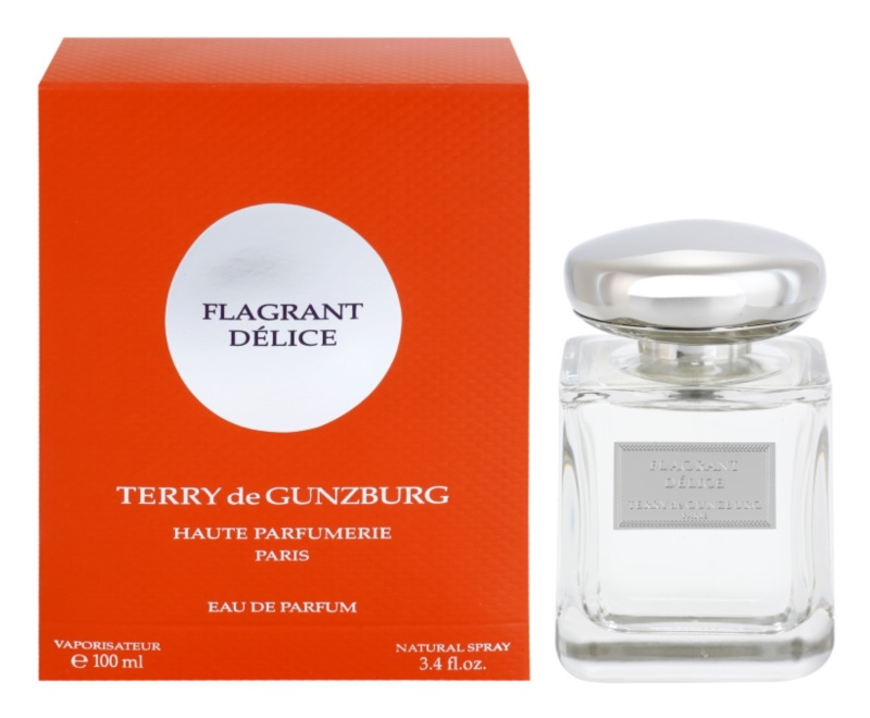 Terry de Gunzburg Flagrant Delice eau de parfum pour femme 100 ml