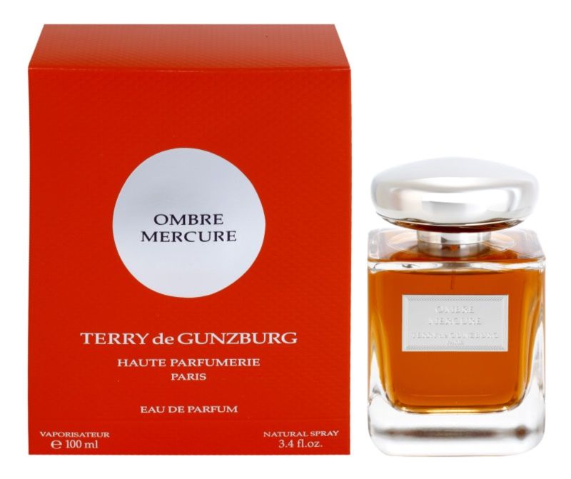 Terry de Gunzburg Ombre Mercure Eau de Parfum for Women 100 ml