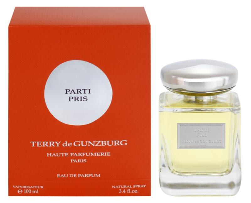 Terry de Gunzburg Partis Pris eau de parfum per donna 100 ml