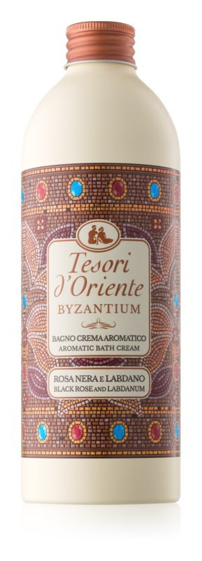 Tesori d'Oriente Byzantium sprchový krém pro ženy 500 ml