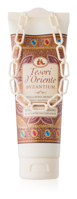 Tesori d'Oriente Byzantium sprchový gél pre ženy 250 ml