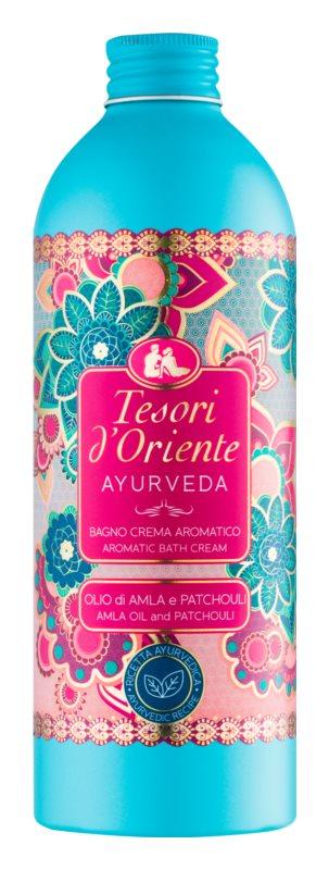 Tesori d'Oriente Ayurveda koupelový přípravek pro ženy 500 ml