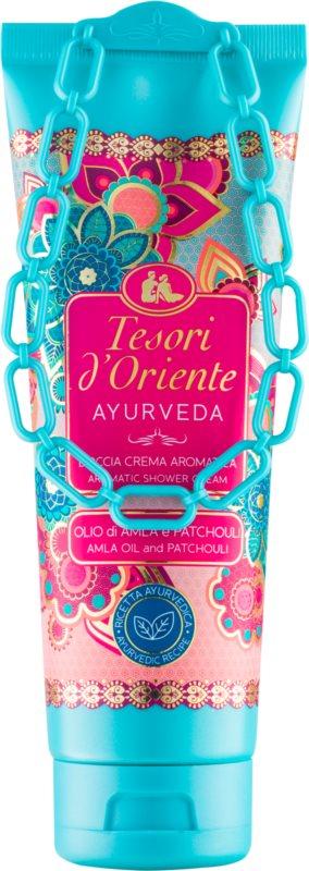 Tesori d'Oriente Ayurveda Shower Cream for Women 250 ml
