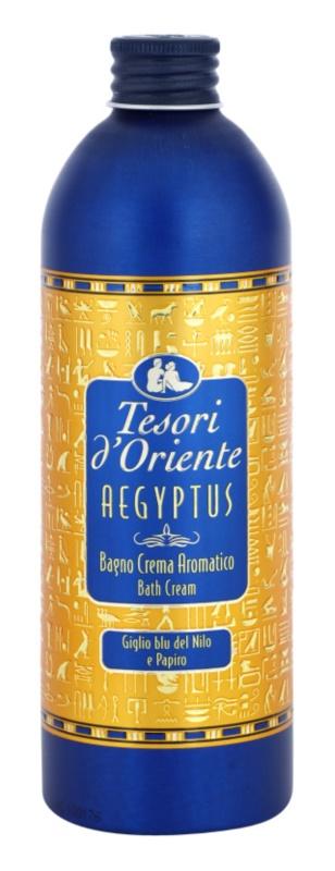 Tesori d'Oriente Aegyptus produit pour le bain pour femme 500 ml
