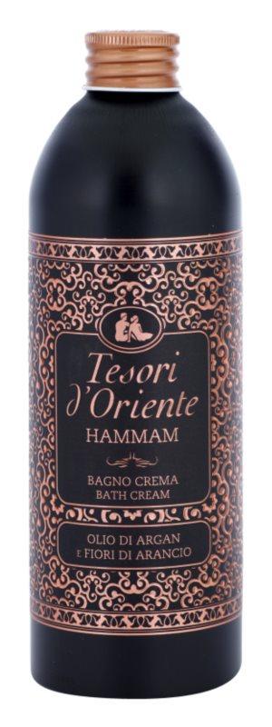 Tesori d'Oriente Hammam produit pour le bain mixte 500 ml