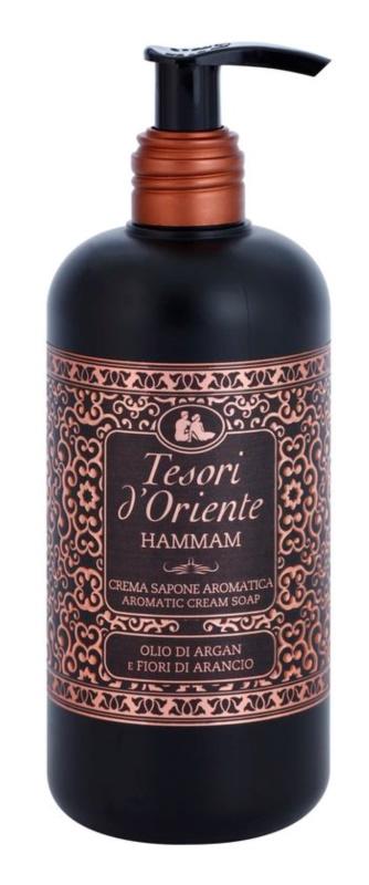 Tesori d'Oriente Hammam parfémované mydlo unisex 300 ml