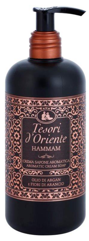 Tesori d'Oriente Hammam parfümös szappan unisex 300 ml