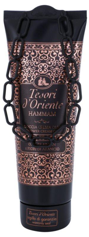 Tesori d'Oriente Hammam Shower Cream unisex 250 ml