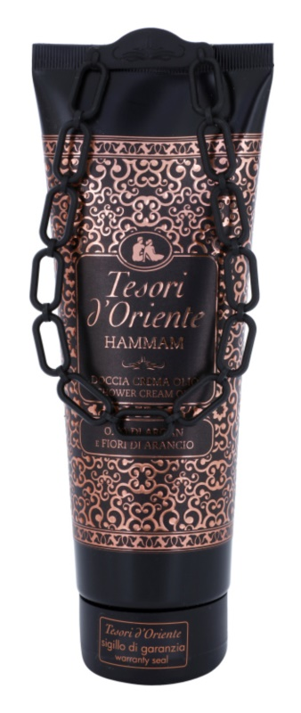 Tesori d'Oriente Hammam Shower Cream unisex 250 ml