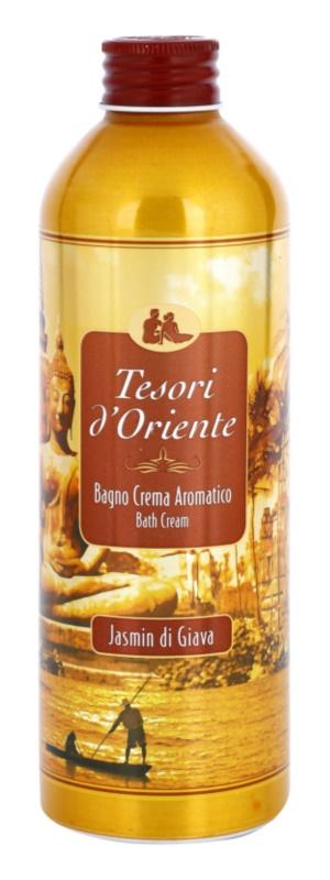 Tesori d'Oriente Jasmin di Giava koupelový přípravek pro ženy 500 ml