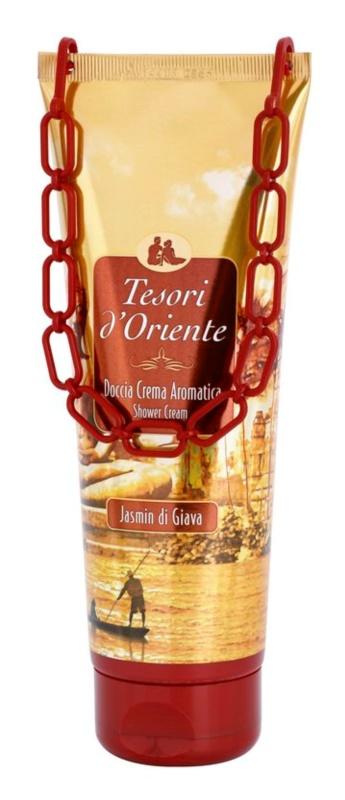 Tesori d'Oriente Jasmin di Giava Duschgel für Damen 250 ml