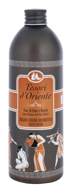 Tesori d'Oriente Lotus Flower & Acacia´s Milk prípravok do kúpeľa pre ženy 500 ml