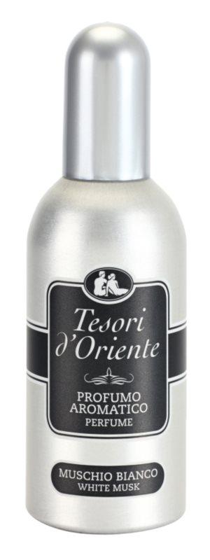 Tesori d'Oriente White Musk eau de parfum pour femme 100 ml