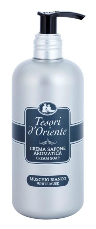 Tesori d'Oriente White Musk sapun parfumat pentru femei 300 ml