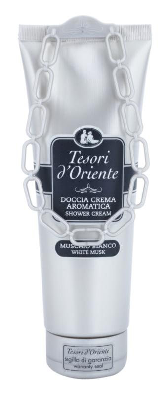 Tesori d'Oriente White Musk Shower Cream for Women 250 ml
