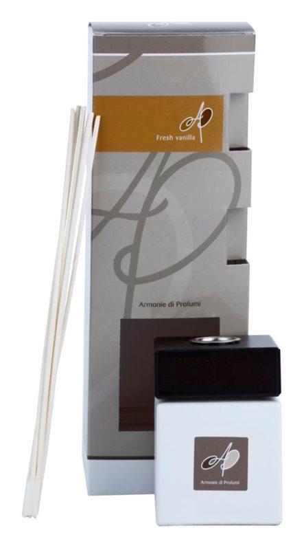 THD Armonie Di Profumi Fresh Vanilla Aroma Diffuser With Filling 200 ml