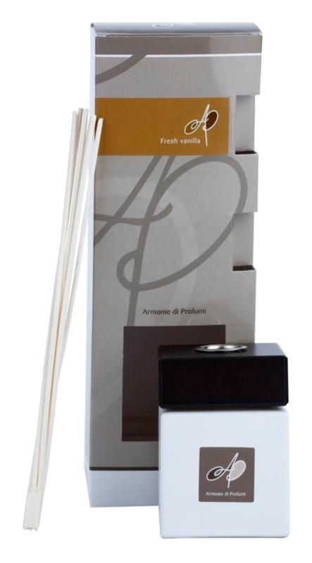 THD Armonie Di Profumi Fresh Vanilla Aroma Diffuser With Refill 200 ml