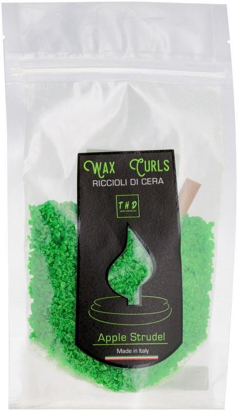 THD Wax Curls Apple Strudel ceară pentru aromatizator 100 g