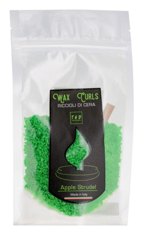 THD Wax Curls Apple Strudel tartelette en cire 100 g