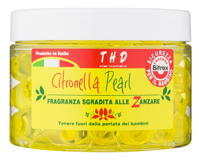 THD Home Fragrances Citronella Pearl perle profumate 150 ml