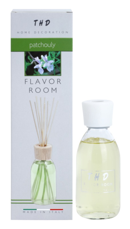 THD Diffusore THD Patchouly diffusore di aromi con ricarica 200 ml