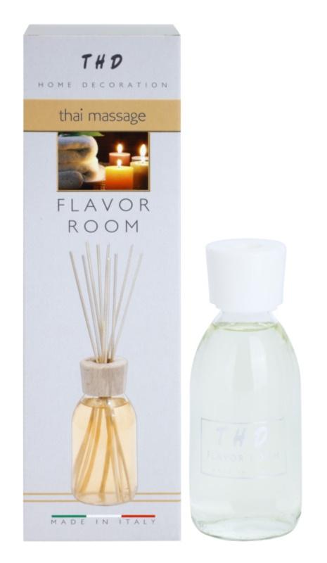 THD Diffusore THD Thai Massage Aroma Diffuser With Filling 200 ml