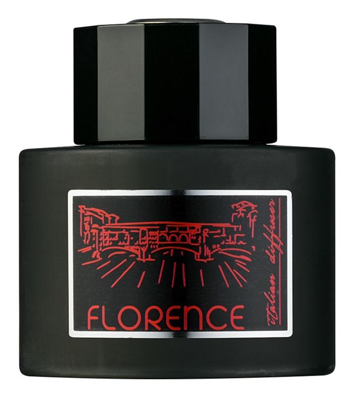 THD Italian Diffuser Florence Aroma Diffuser mit Nachfüllung 100 ml