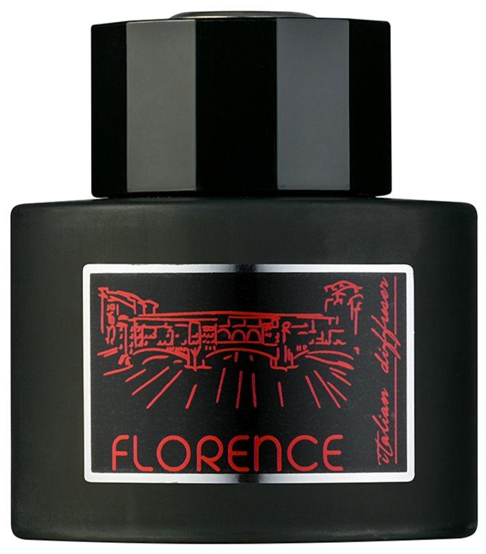 THD Italian Diffuser Florence dyfuzor zapachowy z napełnieniem 100 ml